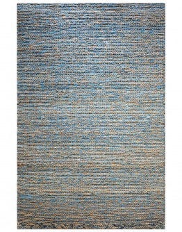 Euston Natural Blue Rug