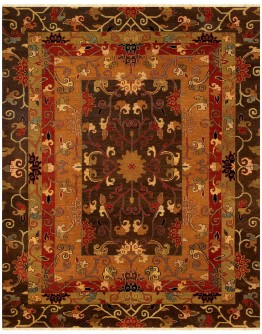 Namche Brown/Gold Rug