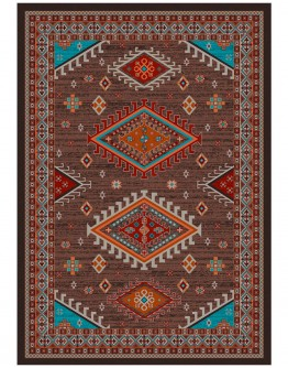 Persian Southwest Brown Rug