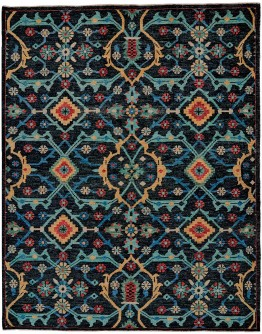 Piraj Blue Rug