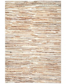 Riveria Ivory Brown Rug