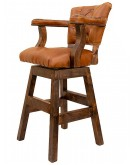 best ranch and western style barstools