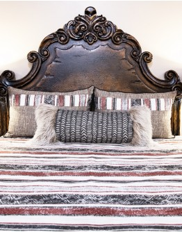 Redstone Charcoal Bedding Set