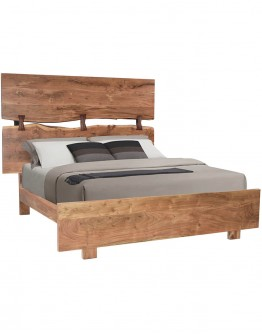 Crestone Live Edge Bed