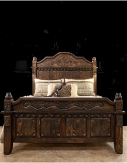 Madrid King Bed