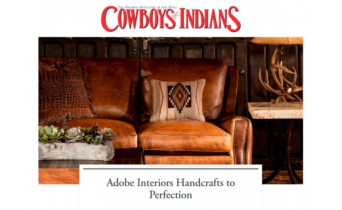 Adobe Interiors Handcrafts to Perfection