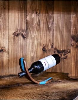 Mesquite Wine Bottle Holder