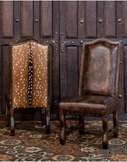 Axis Hide Dining Chair