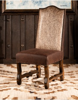 Bandera Leather Dining Chair