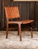 rustic elegant style dining room chairs