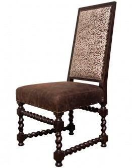 Cowboy Ivory Dining Chair