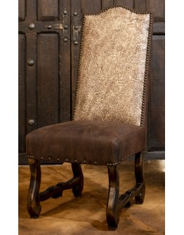 Santa Fe Floral Dining Chair