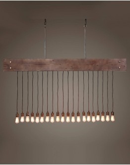 Lowell, 20 Light Pendant