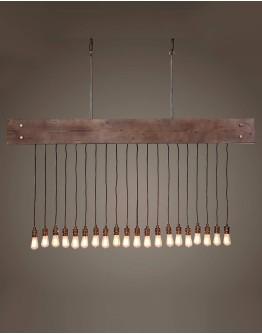 Lowell, 20 Light Pendant