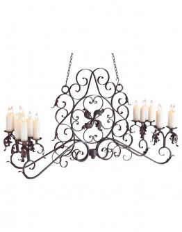 Madona 16 Light Chandelier