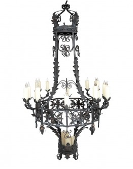 Modelo 19 Light Chandelier
