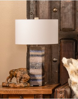 Brooke Stone Table Lamp