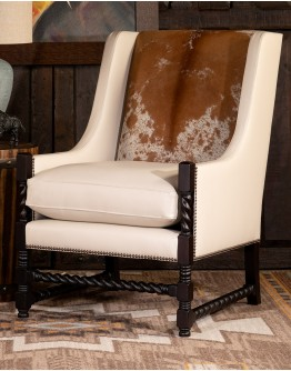 Bandera Leather Chair