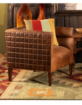 Boxer Leather Chair