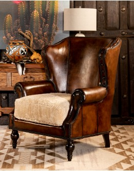 Bozeman Leather Chair
