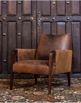 Chayden Leather Chair