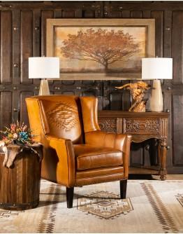 Cheyenne Leather Chair