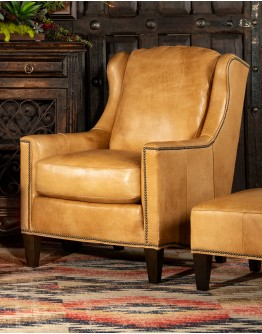 Palomino Leather Chair