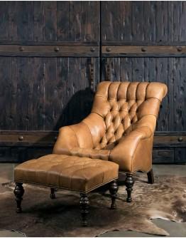 Sleepy Hollow Chair w/ Ottoman