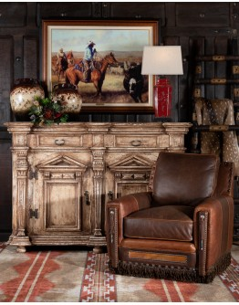 Tubac Leather Chair