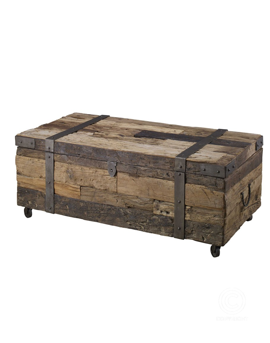 Heritage Chest Cocktail Table