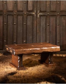 Rosewood Beam Coffee Table