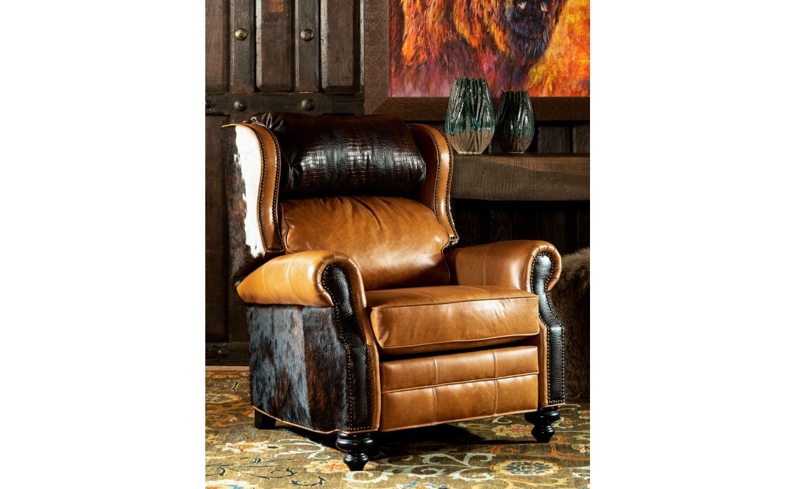 The Best Ranch Style Leather Recliners
