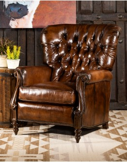 Camden Leather Recliner
