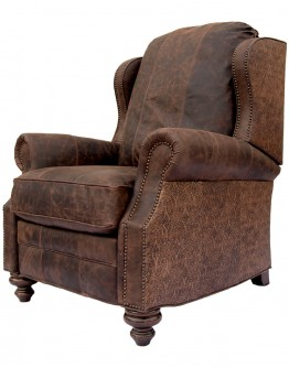 Cowboy Church Recliner