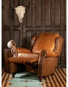 Cowboy Ranch Recliner