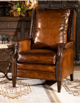 Ghent Leather Recliner