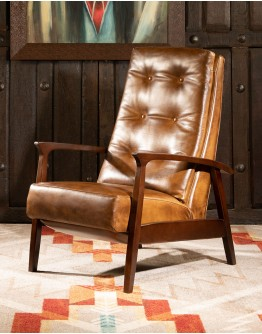 Yuma Leather Recliner