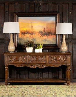 Dragonfly Console Table