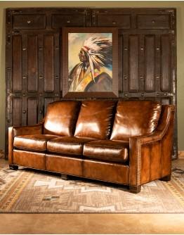Dorado Leather Sofa