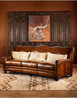 Maverick Leather Sofa