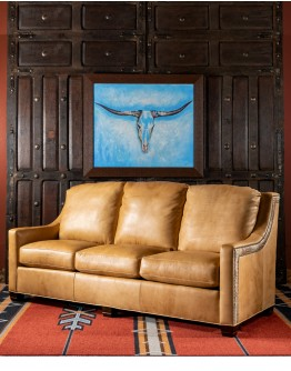 Palomino Leather Sofa