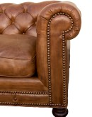 high quality leather chesterfield sofa