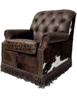Berkshire Bourbon Swivel Chair