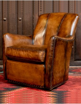 Crockett Swivel Chair