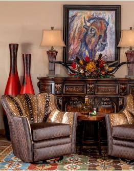 Puma Axis Quilt Chair