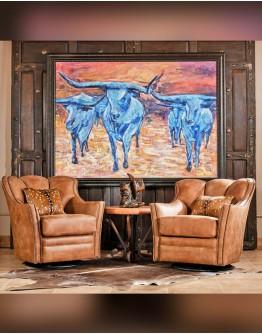 Puma Suela Swivel & Glide Chair