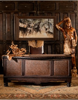 King Ranch Delux Executive Desk