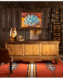 King Ranch Executive Desk